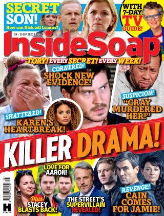 Inside Soap - UK Issue 38