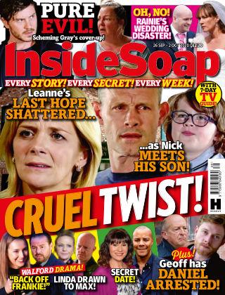 Inside Soap - UK Issue 39