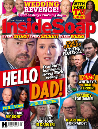 Inside Soap - UK Issue 40