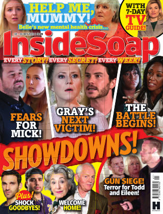 Inside Soap - UK Issue 41