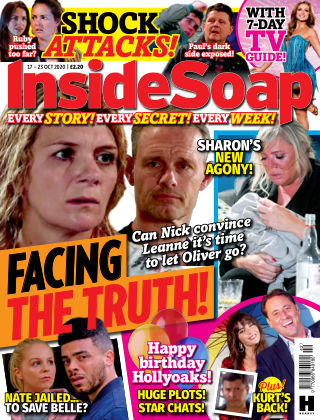 Inside Soap - UK Issue 42