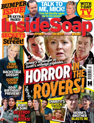 Inside Soap - UK Issue 43