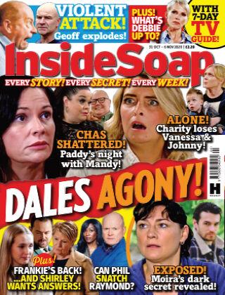 Inside Soap - UK Issue 44