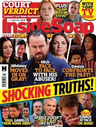 Inside Soap - UK Issue 45