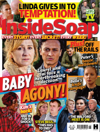 Inside Soap - UK Issue 46