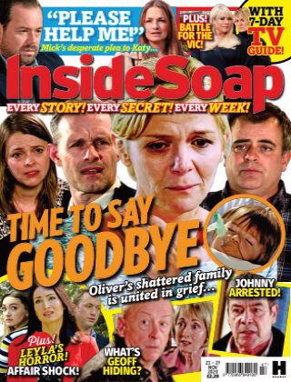 Inside Soap - UK Issue 47