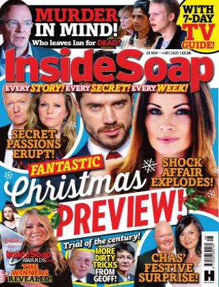 Inside Soap - UK Issue 48