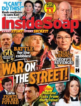 Inside Soap - UK Issue 49