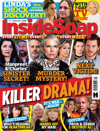 Inside Soap - UK Issue 04