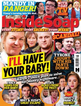 Inside Soap - UK Issue16
