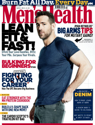 Men's Health - UK March 2016