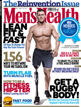 Men's Health - UK October 2015