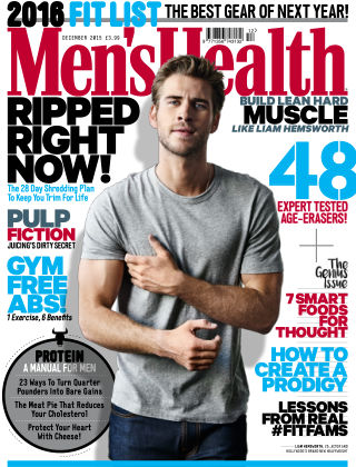 Men's Health - UK December 2015