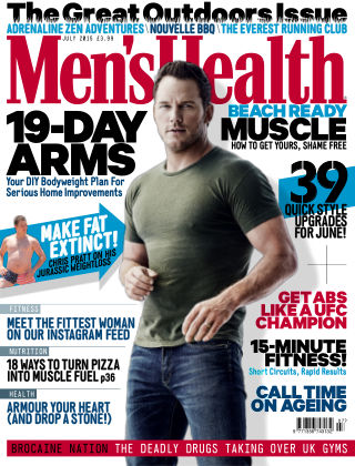 Men's Health - UK July 2015