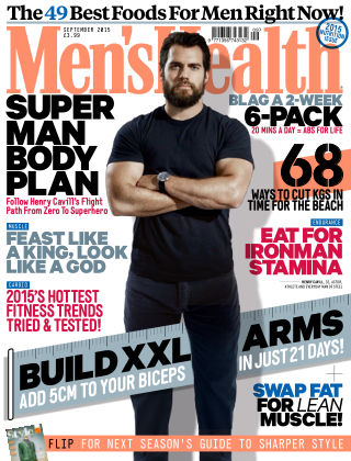 Men's Health - UK September 2015