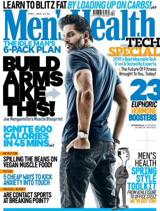 Men's Health - UK April 2016