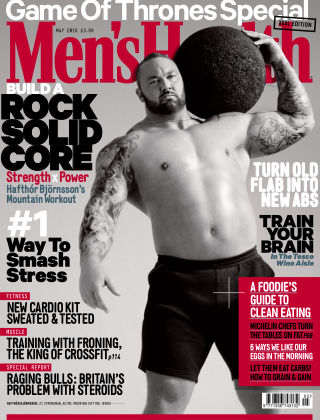 Men's Health - UK May 2016