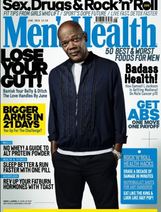Men's Health - UK June 2016