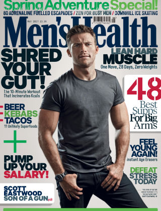 Men's Health - UK May 2017