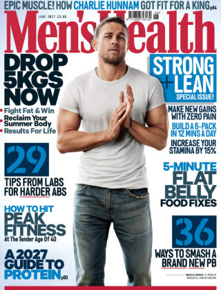 Men's Health - UK Jun 2017