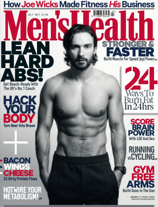 Men's Health - UK Jul 2017
