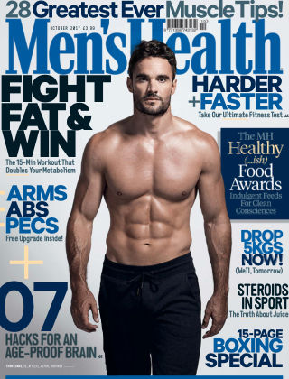 Men's Health - UK Oct 2017