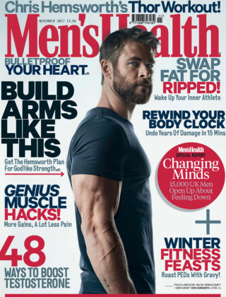 Men's Health - UK Nov 2017