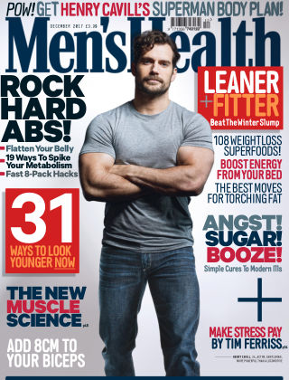Men's Health - UK Dec 2017