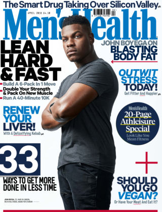 Men's Health - UK April 2018