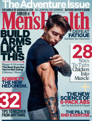 Men's Health - UK May 2018