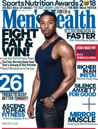 Men's Health - UK Jun 2018