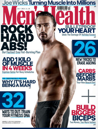 Men's Health - UK Jul 2018