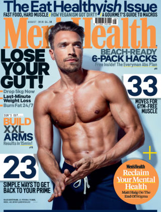 Men's Health - UK Aug 2018