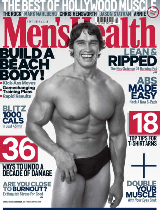 Men's Health - UK Sep 2018