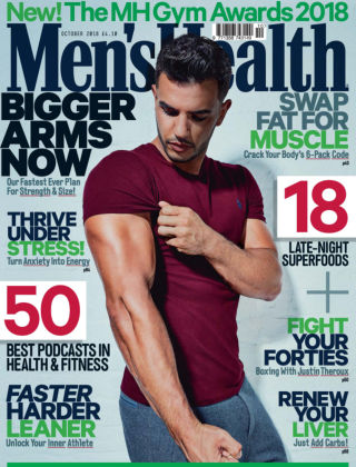 Men's Health - UK Oct 2018