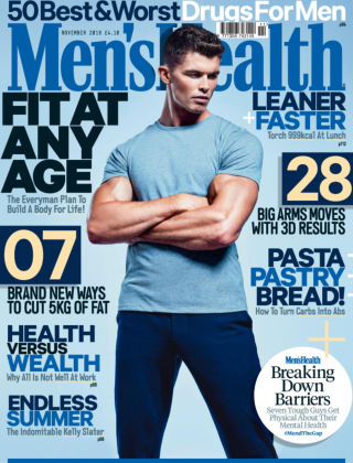 Men's Health - UK Nov 2018