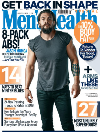 Men's Health - UK Jan-Feb 2019