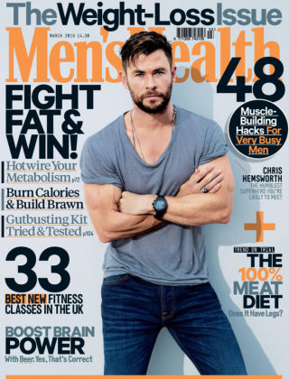 Men's Health - UK Mar 2019