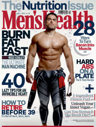 Men's Health - UK Apr 2019