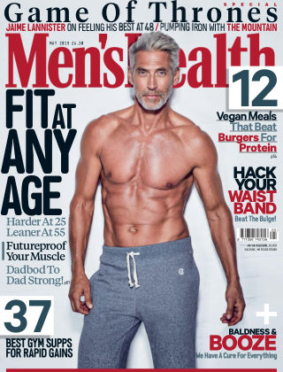 Men's Health - UK May 2019