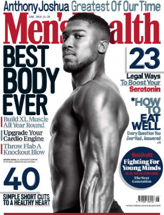 Men's Health - UK Jun 2019