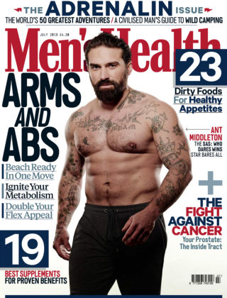 Men's Health - UK Jul 2019