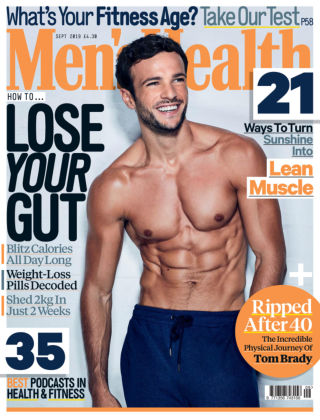 Men's Health - UK Sep 2019