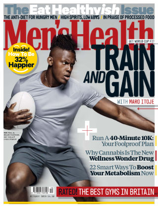 Men's Health - UK Oct 2019