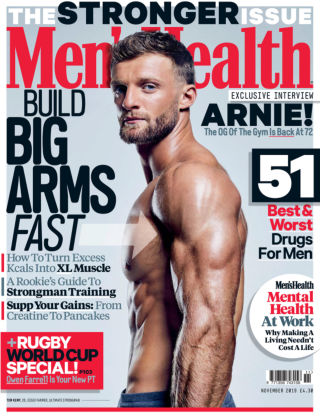 Men's Health - UK Nov 2019