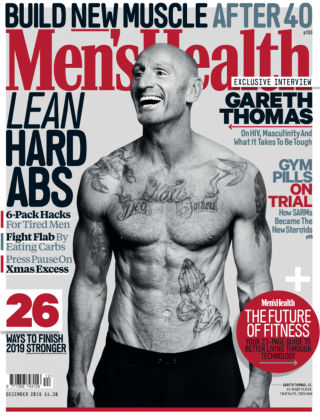 Men's Health - UK Dec 2019