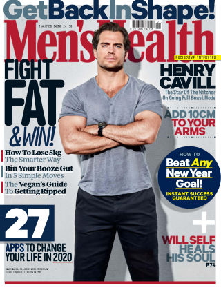 Men's Health - UK Jan-Feb 2020