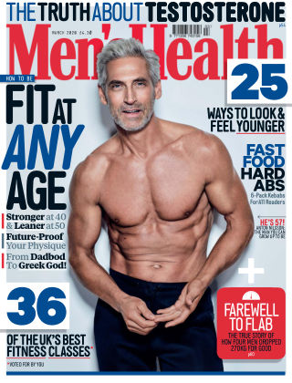 Men's Health - UK Mar 2020