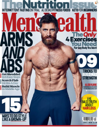 Men's Health - UK Apr 2020
