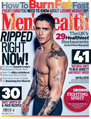 Men's Health - UK May 2020